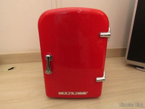 Portable Mini Fridge Retro TV007