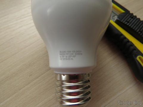 FLC LED lamp 10W 6400 k