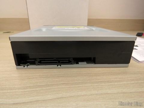 Blu-ray writer BDR-209 DBK Pionner