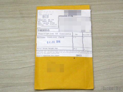 Pacote com 6 Etiquetas / Tags NFC / RFID