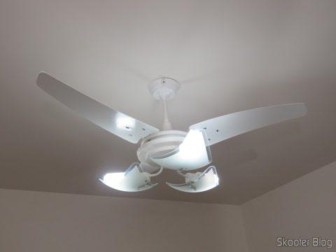 Arge Majestic Lumina ceiling fan