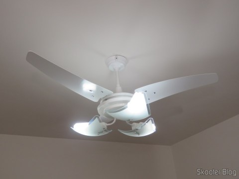 Arge Majestic Lumina ceiling fan