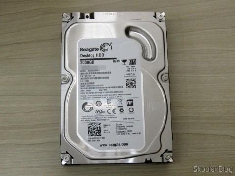 HD Seagate Desktop HDD 2000GB ST2000DM001