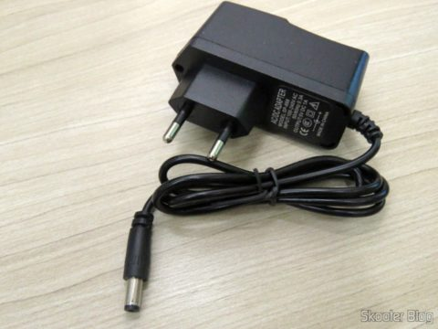 Power supply of the Splitter 1 x 2 HDMI 1.3 1080 p 3D b