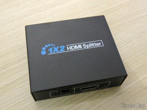 HDMI Splitter 1 x 1.3 b 1080 p 3D
