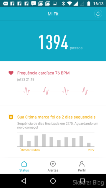 E Fit: Heartbeat
