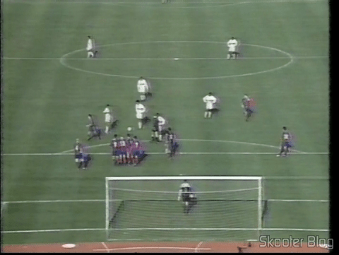 São Paulo won the Barcelona and becoming world champion in 1992