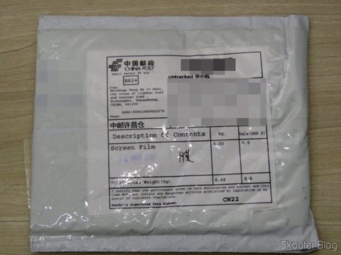 Package with Protective films to Xiaomi Mi Band 2