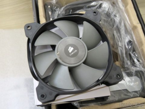 Liquid Cooler fans CPU Hydro Series ™ H80i GT