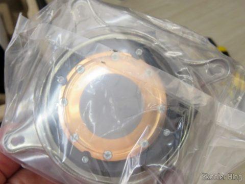 Cooler líquido para CPU Hydro Series™ H80i GT:  bloco