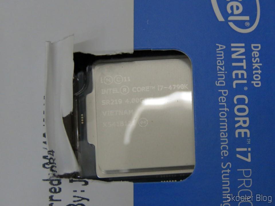 RMA Intel: Processador i7-4790K