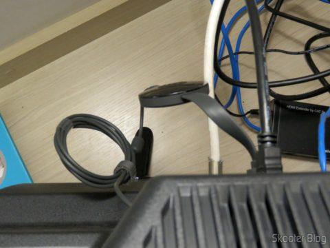 Chromecast 2 conectado na TV