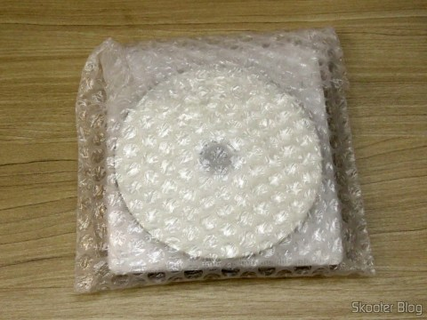 10 Mídias BD-RE 2X 25GB Verbatim Mitsubishi (Blu-Ray Regravável), embaladas