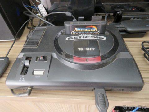 My Sega Genesis classic