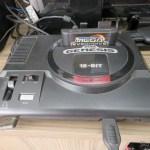 Meu Sega Genesis clássico