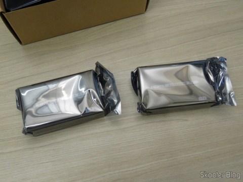 Transmissor e Receptor do Extensor HDMI Lenkeng LKV375 HDBaseT