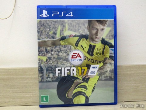 Fifa 17 – PS4 (Playstation 4)