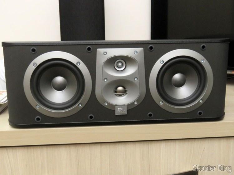 Acoustic Caxa JBL ES25