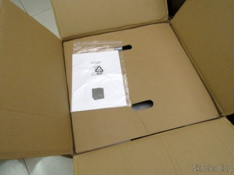 Unpacking the Subwoofer Infinity Primus PS312