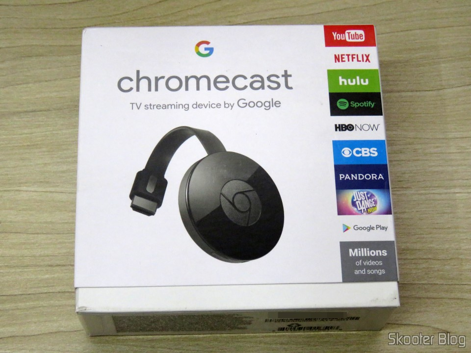 Third Google Chromecast 2
