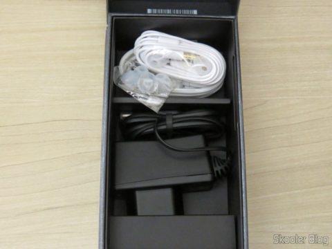 Acessórios do Smartphone Asus ZenFone 3 32GB Gold Dual Chip 4G