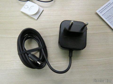 Carregador do Smartphone Motorola Moto Z Play