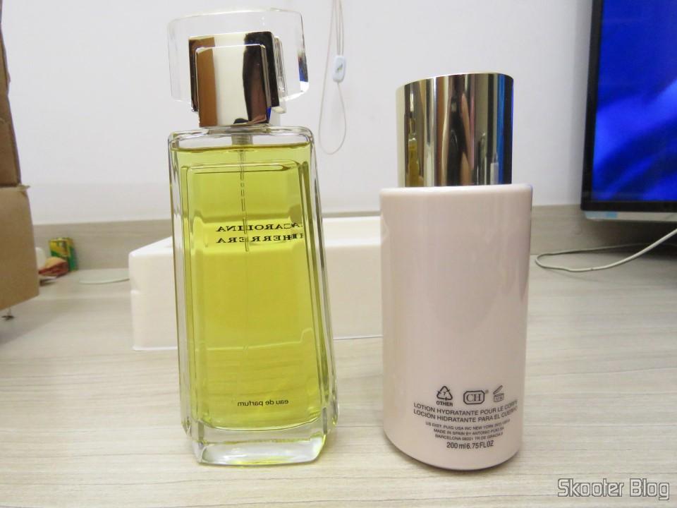 a3092ba260a Carolina Herrera Gift Set - 3.4 oz EDP Spray + 6.7 oz Body Lotion ...