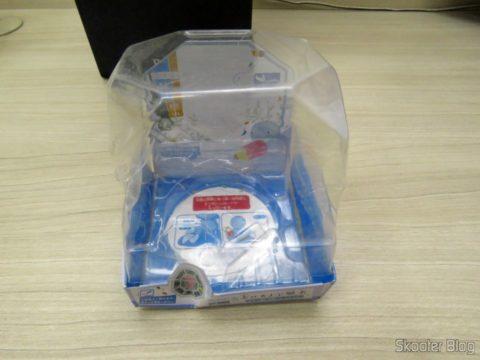 Embalagem do Boneco Solar Nohohon Zoku