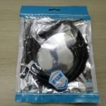 2º Cabo HDMI 2.0 4K 3D 60Hz Vention de 2 metros, em sua embalagem