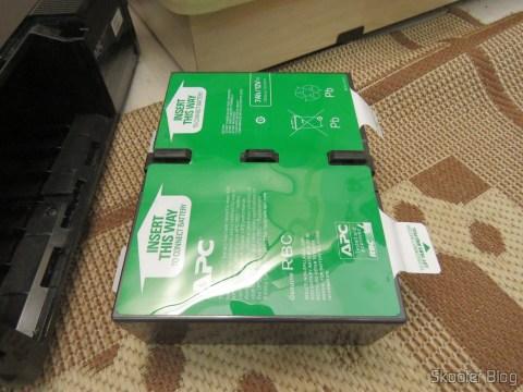 As finadas baterias originais da APC