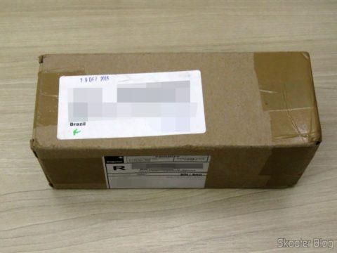 Box of Perfume Emporium with Herrera For Men 200 ml EDT Spray (M)