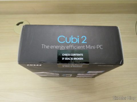 MSI Cubes 2, in its sealed package