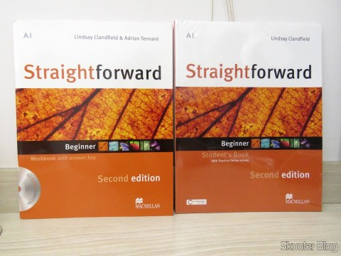Straightforward Beginner - Student's Book + Webcode e Workbook + Audio CD