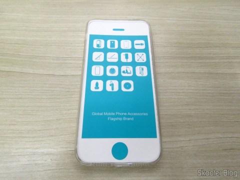 Ultra thin TPU cover for iPhone 5S/IF Original Nillkin