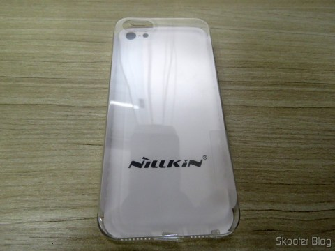 Ultra thin TPU cover for iPhone 5S/IF Original Nillkin