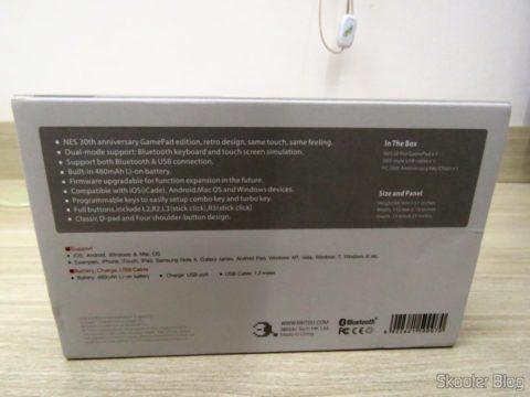 Crissaegrim 8Bitdo box NES30 PRO