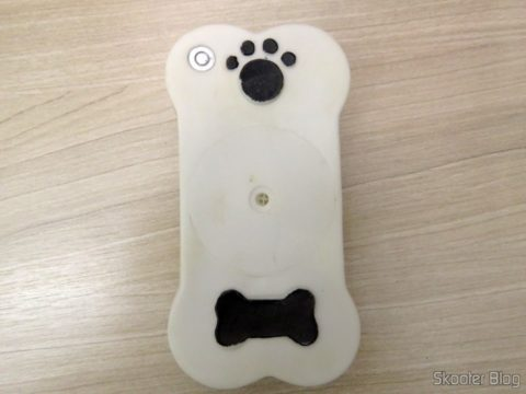 Cell phone for dogs