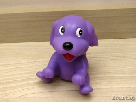 Cachorro de Borracha