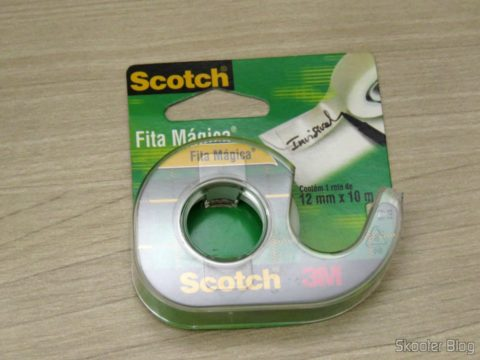 Scotch Magic tape 12 mm x 10 m c/appliance