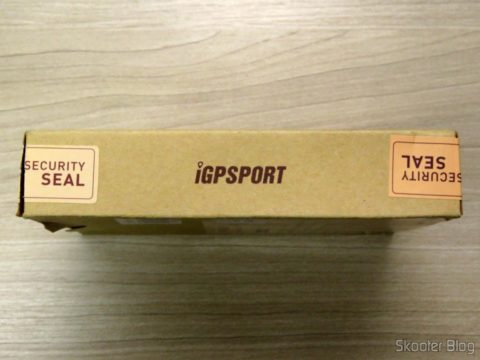 iGPSPORT iGS20E in your packaging