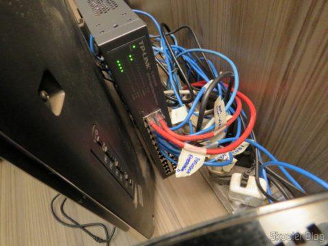 TP-Link TL-SG1024DE V2 up and running