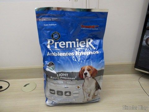 Premier Indoor Light Adult Dogs Chicken Flavor & Salmon