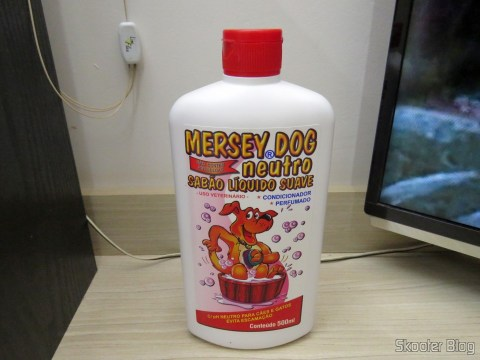 Shampoo Mersey Dog Neutro