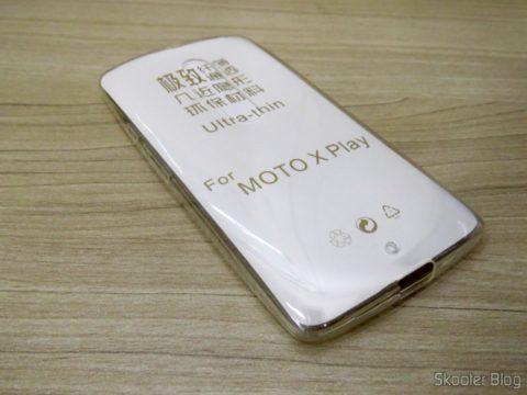 Cover for Motorola Moto X Play Sannysis