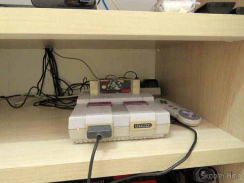 O Super Nintendo (1Chip)