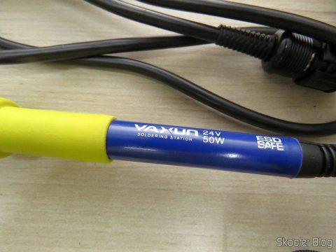 Welding station welder and Hot air Rework Yaxun 702 110v