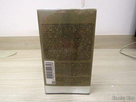 Armani 3.4 oz (100ml) EDT Spray, em sua embalagem