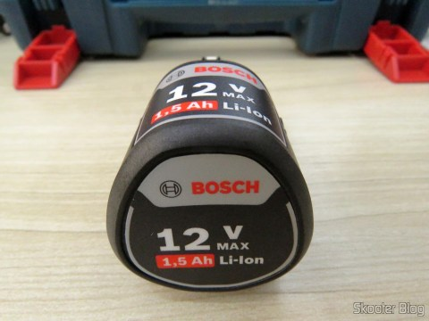The battery Screwdriver-drill Bosch 12V battery GSR 120-LI