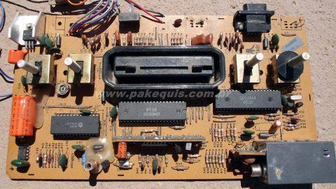 PCB de Atari 2600 da Polyvox
