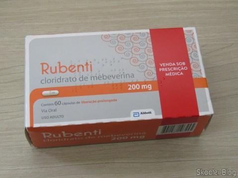Rubenti - Mebeverine hydrochloride 200 mg